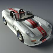 serie shelby 1 3d model