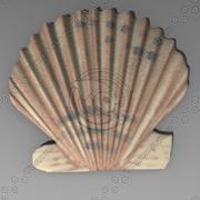 shell1.3ds 3d model