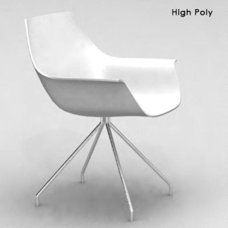 Sedia COX - La palma - On Ostwald + Nolting Modello 3D $40 ...
