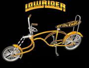 Lowrider 3d model