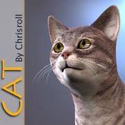 Cat.zip 3d model
