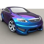 Josie Street Racing car 3d model