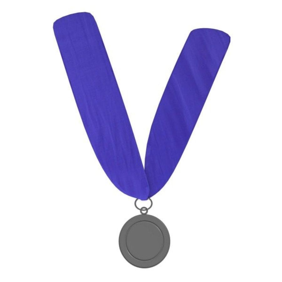 medal4.3ds royalty-free 3d model - Preview no. 1