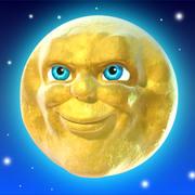 księżyc 3d model