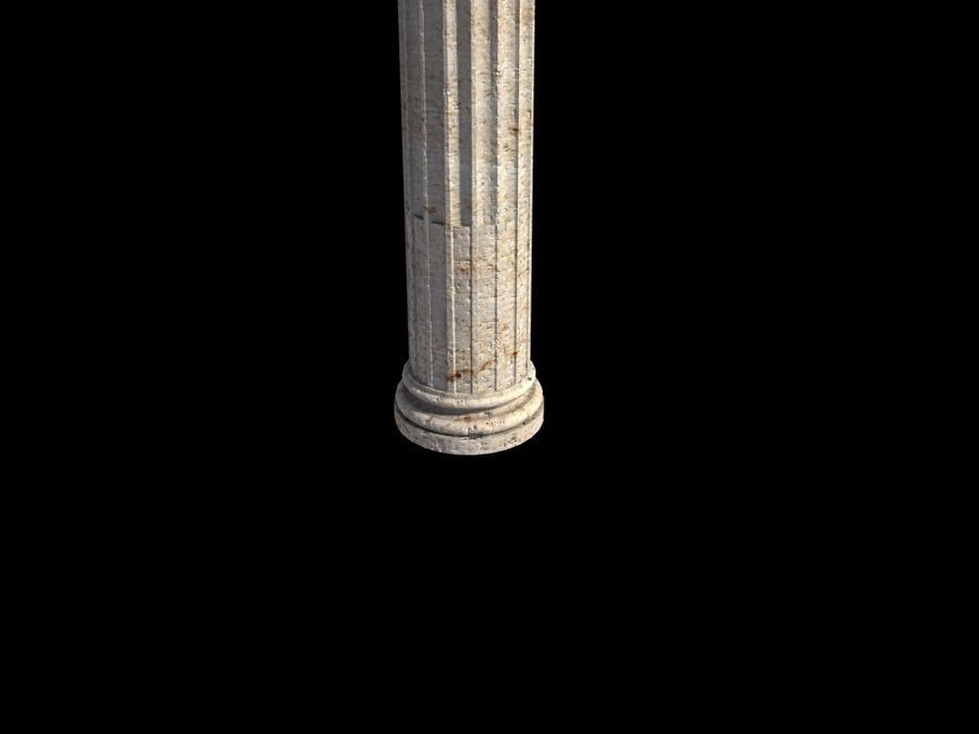 corinthian.zip royalty-free 3d model - Preview no. 5