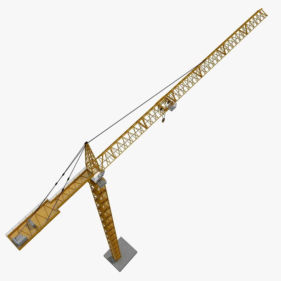 Crane royalty-free 3d model - Preview no. 6
