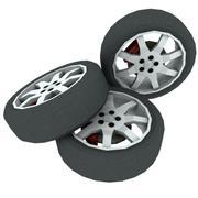 wheel05 3d model