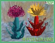 外星植物 -  Aurelius Melania 3d model