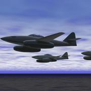 ME262_Fighter.3ds 3d model