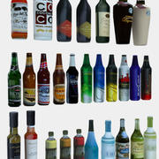 Liquor and Beer - Large Vol1.zip 3d model