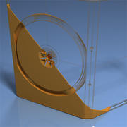 DVD Case 3d model