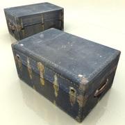 Old Chest Dresser 3d model