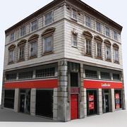 Street Building 05.zip 3d model