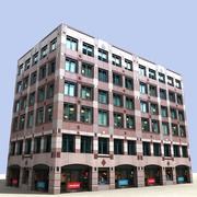Street Building 04.zip 3d model