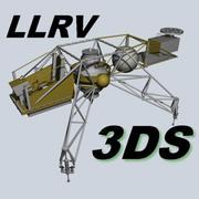 LLRV_Flying Bettgestell 3d model
