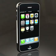 Iphone Apple 3d model
