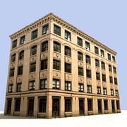 街道建筑01.zip 3d model
