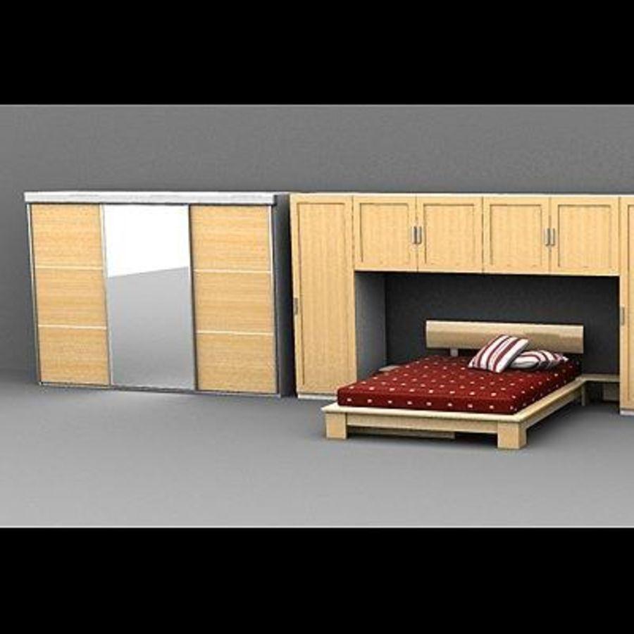 Chambre à coucher modèle 3D $49 - .max .ma - Free3D