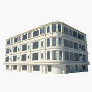 역사적인 건물 3d model