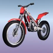 Bicicletas de prueba modelo 3d