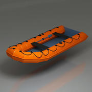Dinghy II max7 3d model