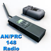 AN-PRC-148_Radio_Multi 3d model