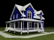 house.max 3d model