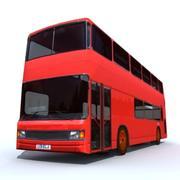 Low_poly_bus_06 3d model