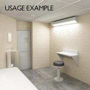 Prison Cell 07 (ut) 3d model