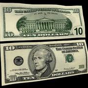 ten dollars v01.zip 3d model