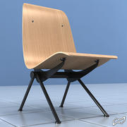 Antony chair 3d model