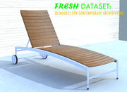 chaiselounge_contemporary2 3d model