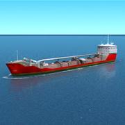 sand tanker 3d model