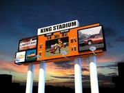 Football Scoreboard.zip 3d model