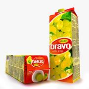 Succo di frutta 3d model