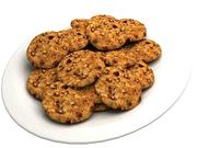 biscoito 3d model