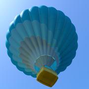 ballon 3d model