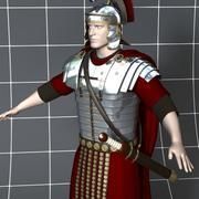 Roman Armor 2 3d model