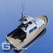 3D船06 3d model