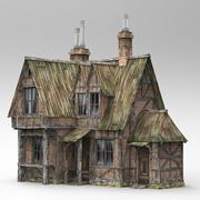 House2 3d model
