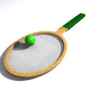 Tennis.rar 3d model