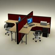 office workstations pack ! 3d model