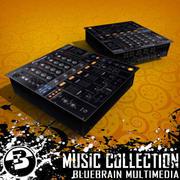 Müzik - DJ Gear - DJM800 3d model