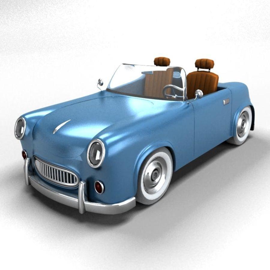 car royalty-free 3d model - Preview no. 1