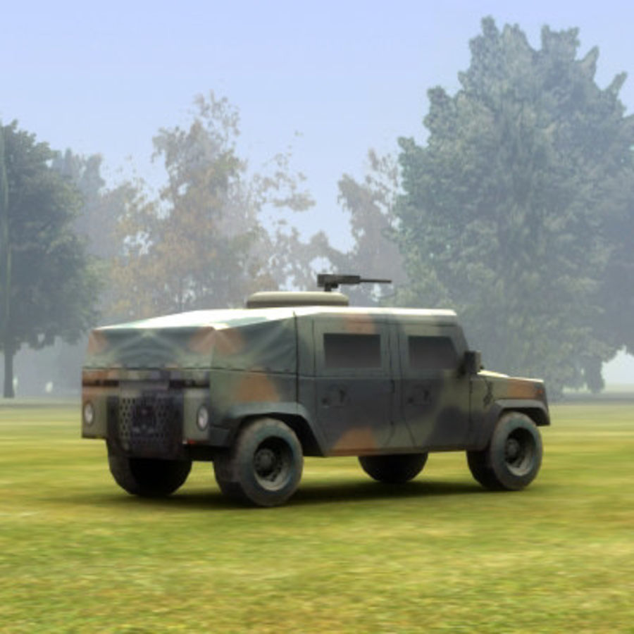 IVECO Light Modular Vehicle 3D Model $35 -  unknown  xsi