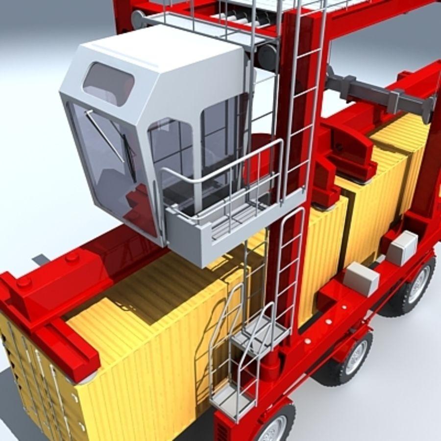 3D Shuttle Carrier.zip royalty-free 3d model - Preview no. 3