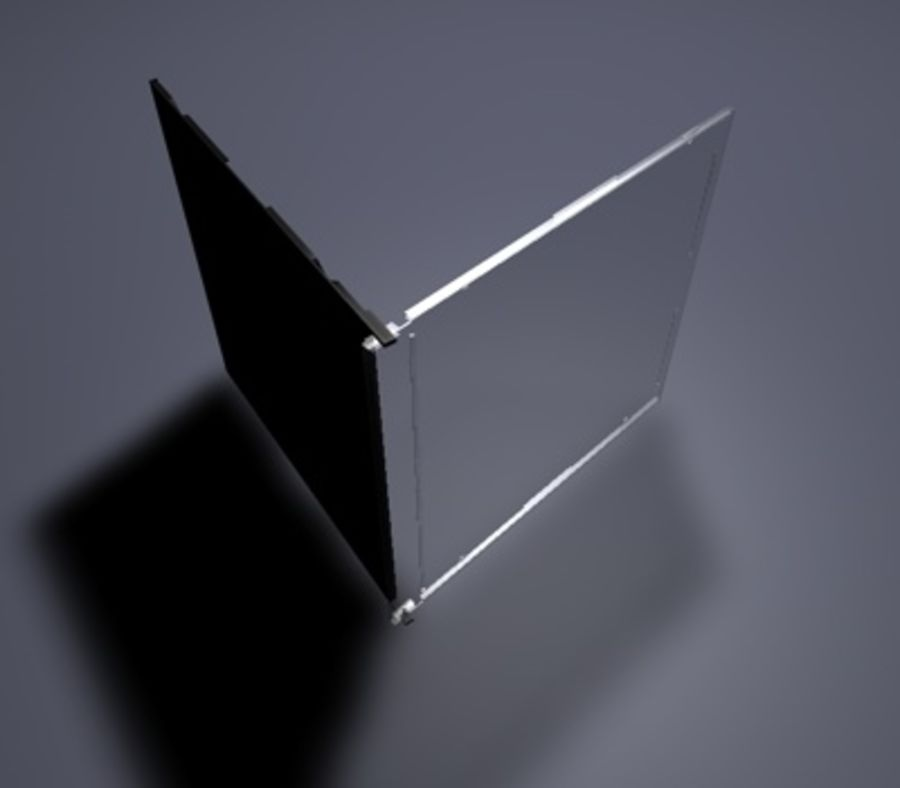 CD/DVD Case royalty-free 3d model - Preview no. 8