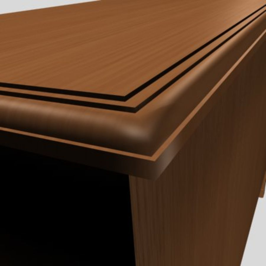 muebles 001 royalty-free modelo 3d - Preview no. 4