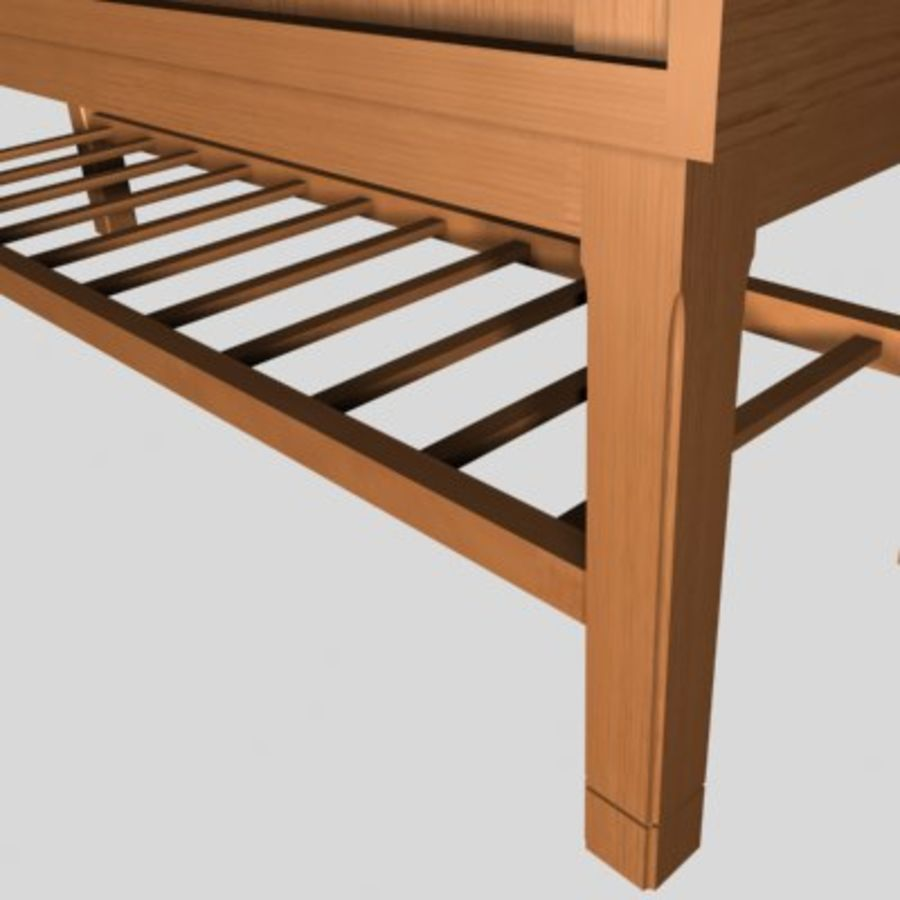 muebles 001 royalty-free modelo 3d - Preview no. 5