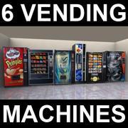 Vending_Machines_Max.zip 3d model